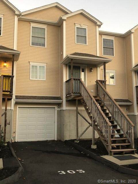 148 Mathewson Street #305, Griswold, CT 06351 (MLS #170355042) :: Forever Homes Real Estate, LLC