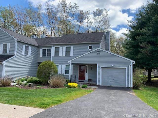 72 Quarry Village Road #72, Cheshire, CT 06410 (MLS #170356371) :: Carbutti & Co Realtors
