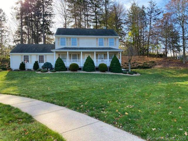 40 Evergreen Court, Berlin, CT 06037 (MLS #170356491) :: Coldwell Banker Premiere Realtors