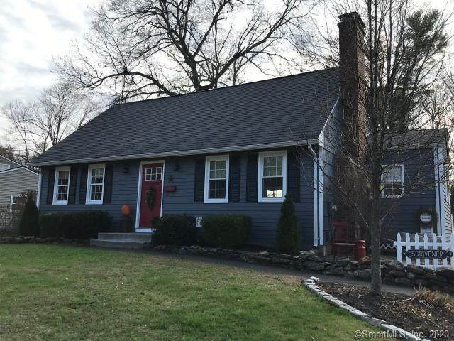 4 Brentwood Drive, Enfield, CT 06082 (MLS #170356766) :: NRG Real Estate Services, Inc.