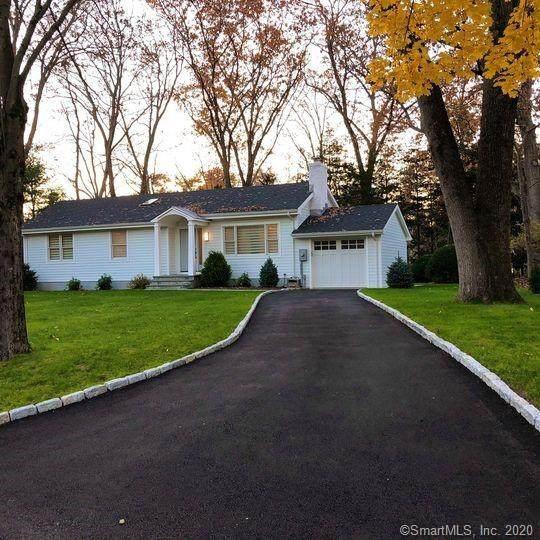 55 Hunting Lane, Stamford, CT 06902 (MLS #170357520) :: Sunset Creek Realty