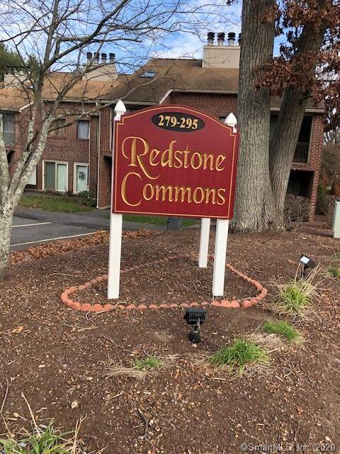 295 Redstone Hill Road #22, Bristol, CT 06010 (MLS #170357582) :: Team Feola & Lanzante | Keller Williams Trumbull