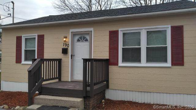 190 Midway Oval, Groton, CT 06340 (MLS #170357688) :: Around Town Real Estate Team
