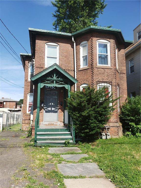 159 Hungerford Street, Hartford, CT 06106 (MLS #170358640) :: Around Town Real Estate Team