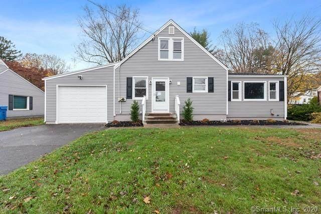 189 Douglas Drive, Meriden, CT 06451 (MLS #170358995) :: Mark Boyland Real Estate Team