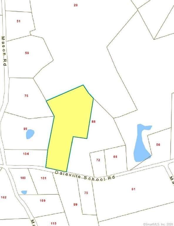 00 Daleville School Road, Willington, CT 06279 (MLS #170359179) :: Around Town Real Estate Team