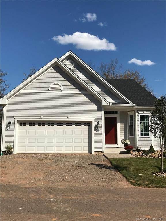 104 Webster Lane 2-30, Middletown, CT 06457 (MLS #170362934) :: Around Town Real Estate Team