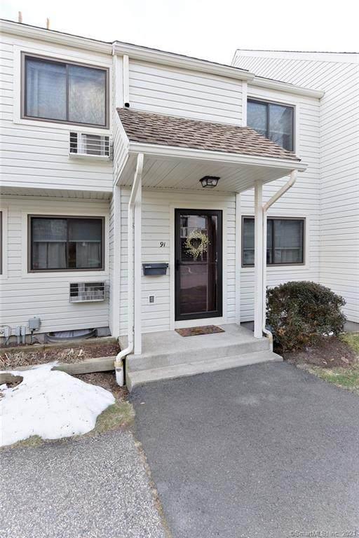 85 N Main Street #91, East Hampton, CT 06424 (MLS #170363109) :: Around Town Real Estate Team