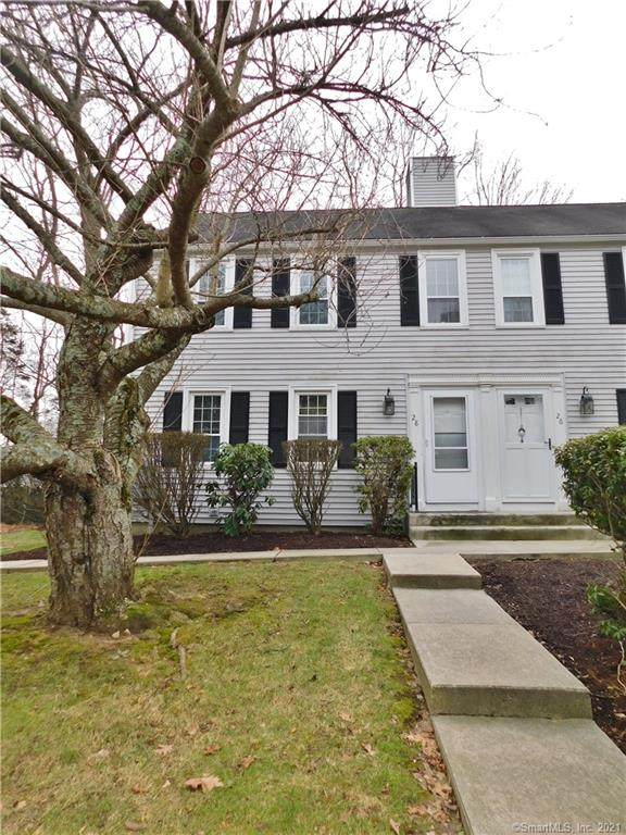 28 Patriots Square #28, Mansfield, CT 06250 (MLS #170363203) :: Tim Dent Real Estate Group
