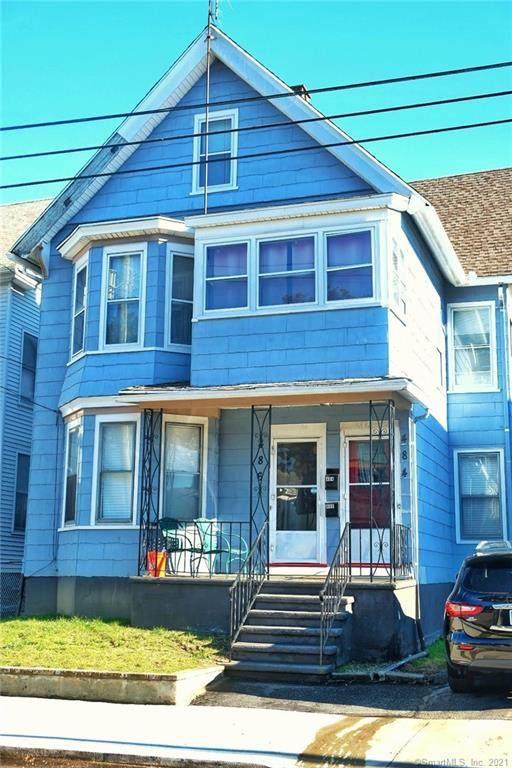 484-486 Park Street, Bridgeport, CT 06608 (MLS #170363712) :: Around Town Real Estate Team