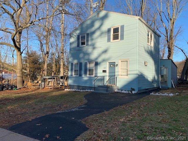 63 Pine Street, Manchester, CT 06040 (MLS #170363762) :: The Higgins Group - The CT Home Finder