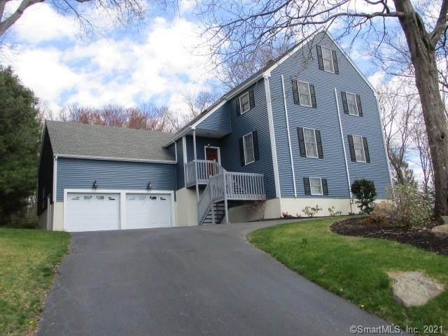 8 Rose Ridge Drive, Stonington, CT 06379 (MLS #170364508) :: Around Town Real Estate Team