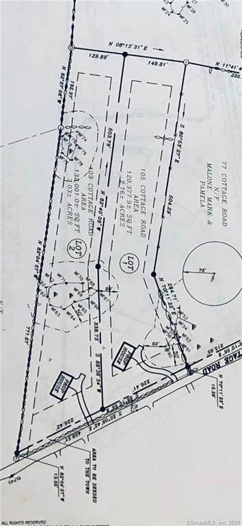 105 Cottage Road, Montville, CT 06370 (MLS #170364661) :: Around Town Real Estate Team