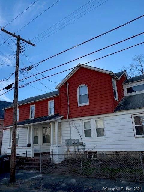 156 Deforest Avenue, Bridgeport, CT 06607 (MLS #170364746) :: Mark Boyland Real Estate Team