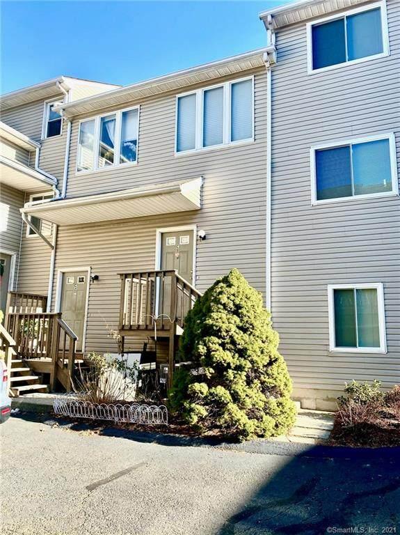 95 Liberty Street C2, Stamford, CT 06902 (MLS #170364873) :: Mark Boyland Real Estate Team