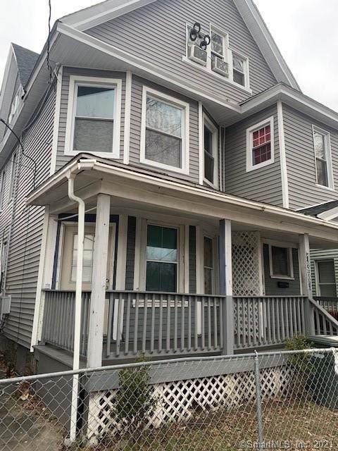 1383 Park Avenue, Bridgeport, CT 06604 (MLS #170365341) :: Around Town Real Estate Team