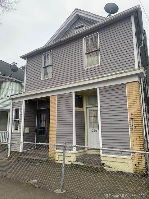1397 Park Avenue, Bridgeport, CT 06604 (MLS #170365353) :: Around Town Real Estate Team