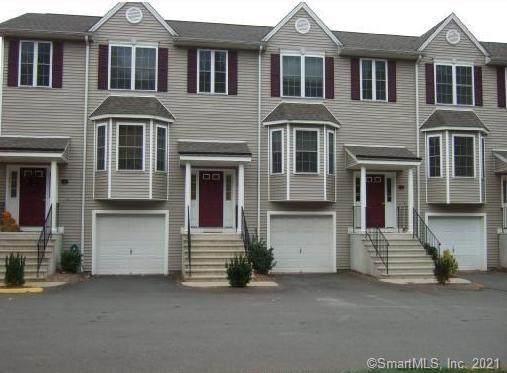 157 Leeder Hill Drive #103, Hamden, CT 06517 (MLS #170365456) :: Around Town Real Estate Team