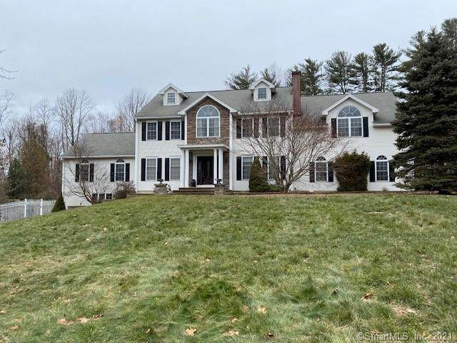 380 Old Woodbury Road, Southbury, CT 06488 (MLS #170365468) :: Around Town Real Estate Team