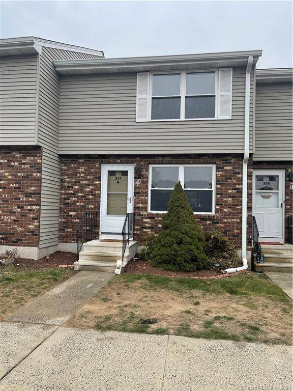 17 Saint Marc Circle B, South Windsor, CT 06074 (MLS #170365652) :: Anytime Realty