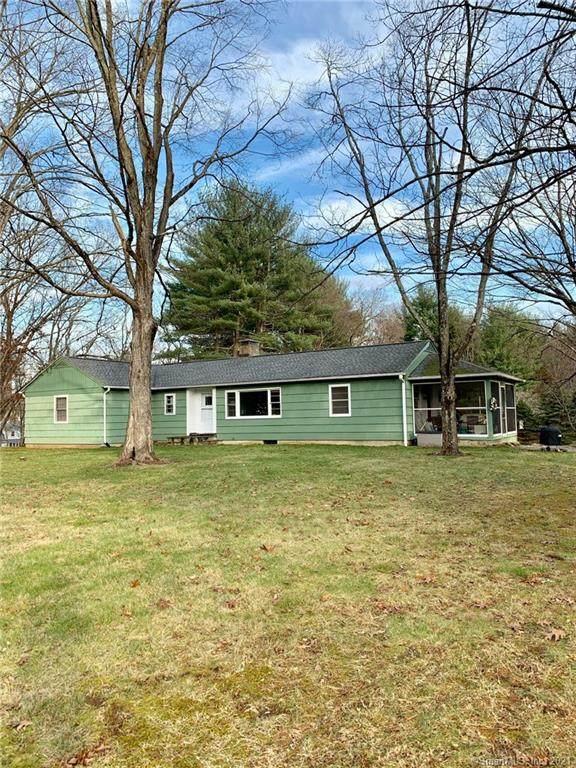 61 Westside Road, Woodbury, CT 06798 (MLS #170365726) :: Around Town Real Estate Team