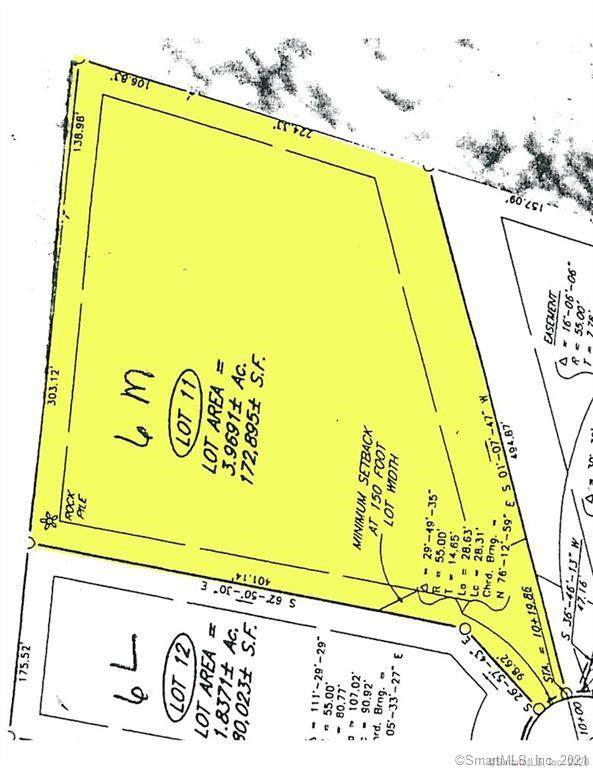 Lot 11 Logan's Lane, Thompson, CT 06277 (MLS #170365764) :: Anytime Realty