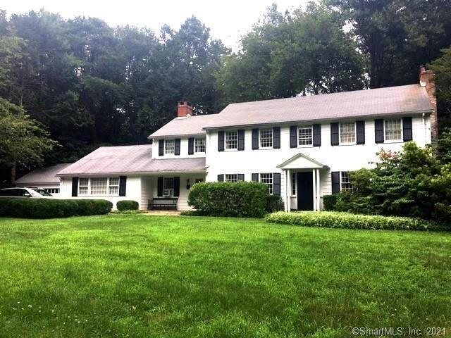 235 Deer Run Road, Wilton, CT 06897 (MLS #170365982) :: Forever Homes Real Estate, LLC