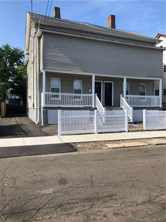 66-68 Crescent Place, Bridgeport, CT 06608 (MLS #170366132) :: Around Town Real Estate Team