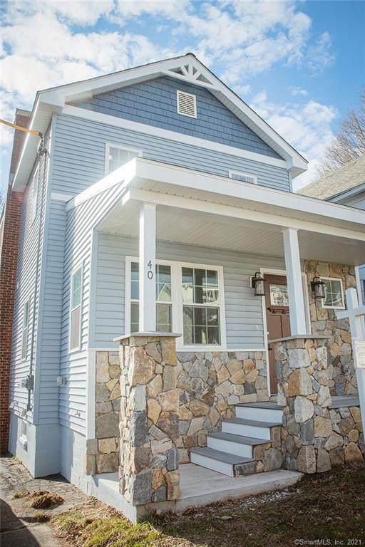 40 Arlington Street, West Haven, CT 06516 (MLS #170366243) :: Mark Boyland Real Estate Team