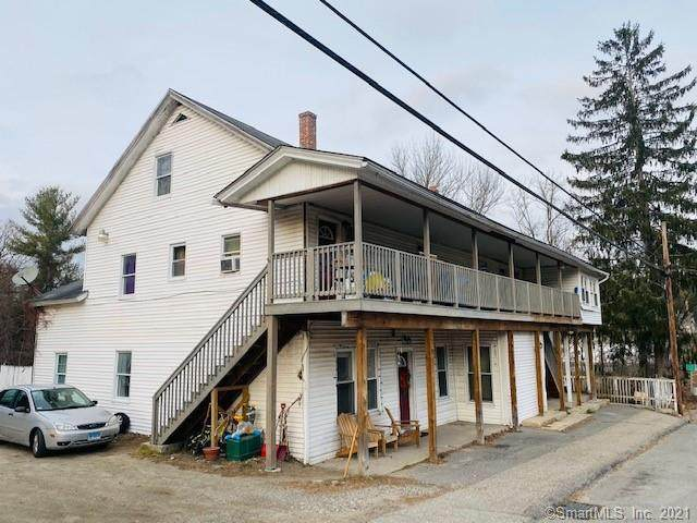 1136 Plainfield Pike, Sterling, CT 06377 (MLS #170366251) :: Around Town Real Estate Team