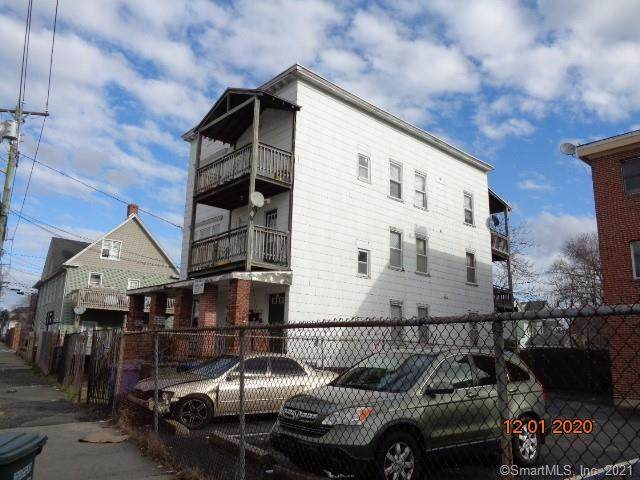 909 Maplewood Avenue, Bridgeport, CT 06605 (MLS #170366283) :: Around Town Real Estate Team