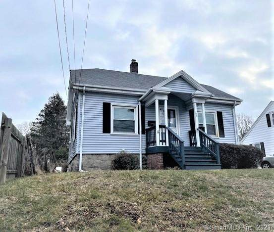 176 Benham Road, Groton, CT 06340 (MLS #170366297) :: Kendall Group Real Estate | Keller Williams