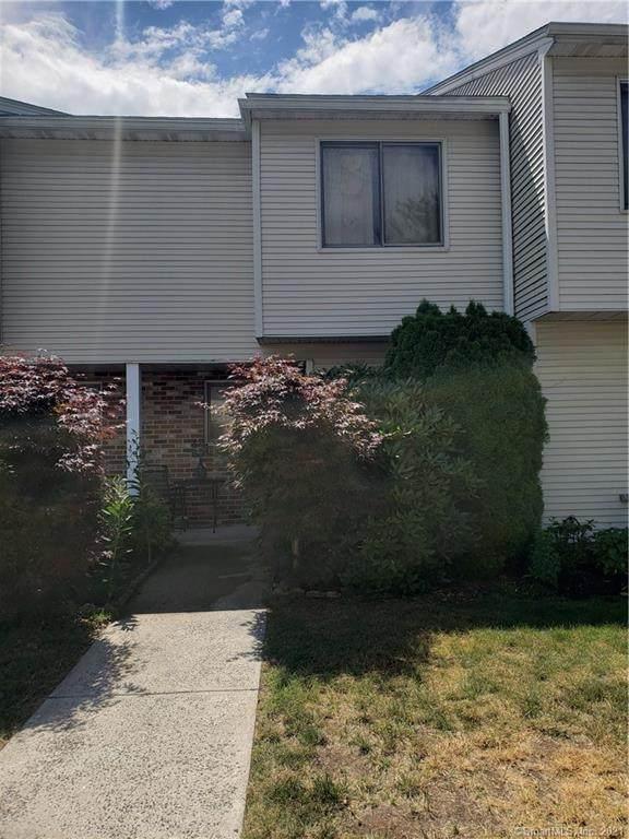 410 Emmett Street #32, Bristol, CT 06010 (MLS #170366400) :: Around Town Real Estate Team