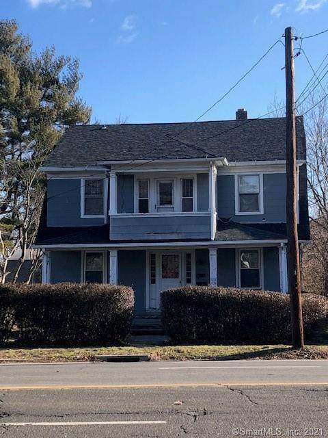 3156 Main Street, Stratford, CT 06614 (MLS #170366462) :: Around Town Real Estate Team