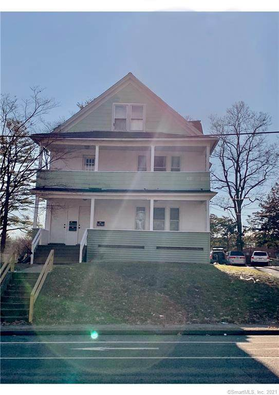915 Burnside Avenue, East Hartford, CT 06108 (MLS #170366486) :: Carbutti & Co Realtors