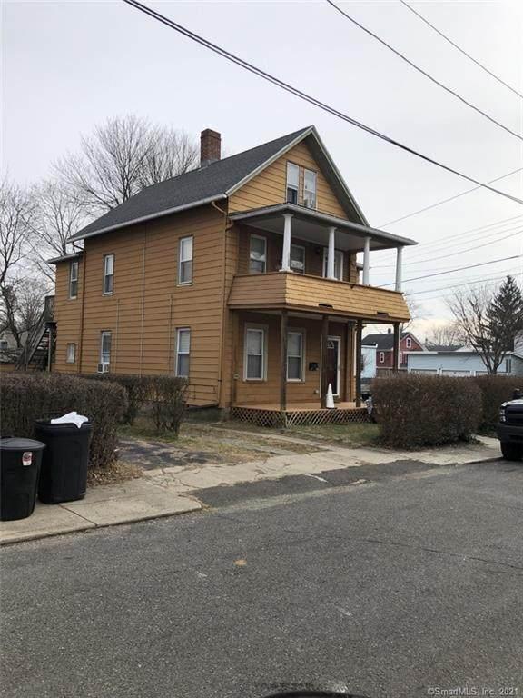 34 York Street, Ansonia, CT 06401 (MLS #170366589) :: Around Town Real Estate Team