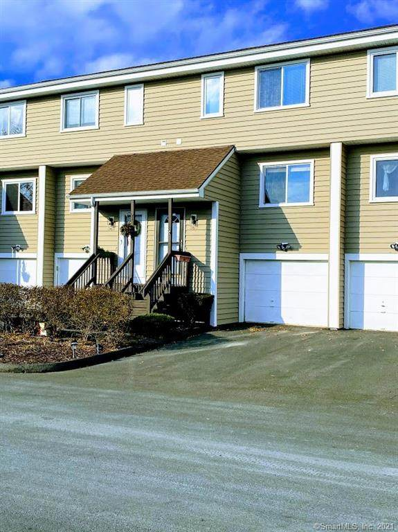 363 Monticello Drive #363, Branford, CT 06405 (MLS #170366767) :: Sunset Creek Realty