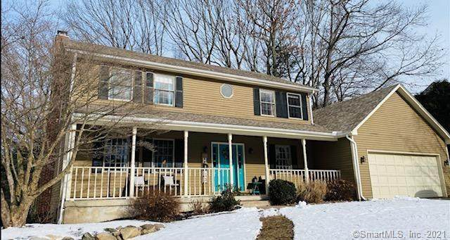 26 Fitzmaurice Circle, Windsor, CT 06095 (MLS #170368019) :: Carbutti & Co Realtors