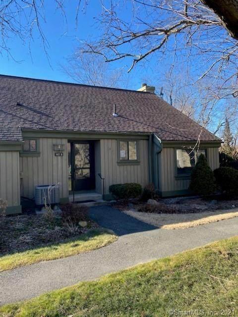 967 Heritage Village B, Southbury, CT 06488 (MLS #170368101) :: Around Town Real Estate Team