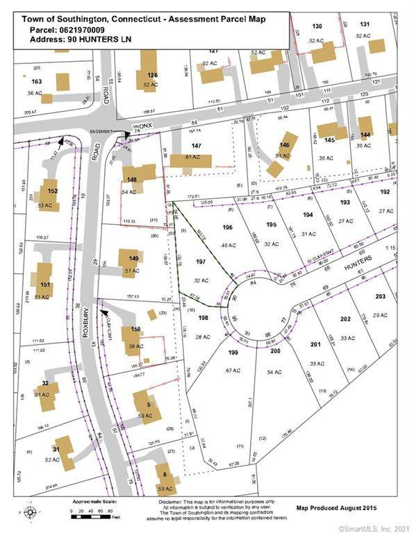 90 Hunters (Lot 9) Lane, Southington, CT 06479 (MLS #170368334) :: Around Town Real Estate Team