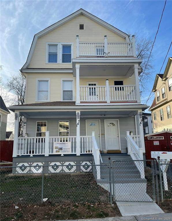 147 Adams Street, Hartford, CT 06112 (MLS #170368419) :: Forever Homes Real Estate, LLC