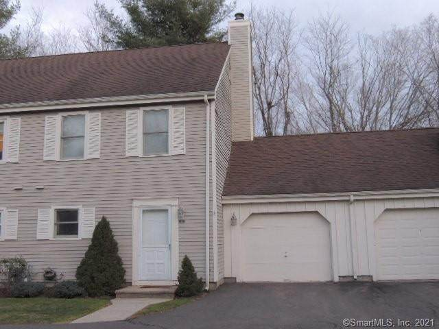 22 Old Towne Road #22, Cheshire, CT 06410 (MLS #170368625) :: Galatas Real Estate Group