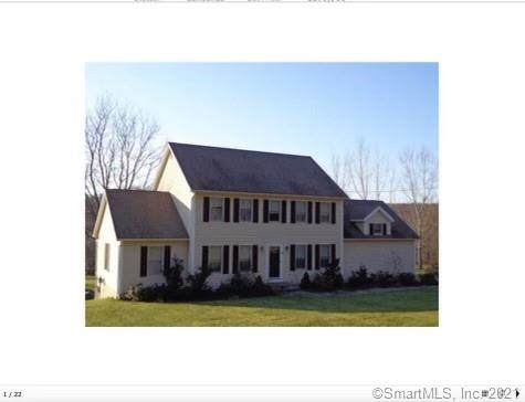 1 Mulberry Lane, Oxford, CT 06478 (MLS #170368682) :: Galatas Real Estate Group