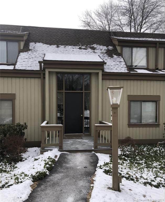 437 Heritage Village C, Southbury, CT 06488 (MLS #170369962) :: Tim Dent Real Estate Group