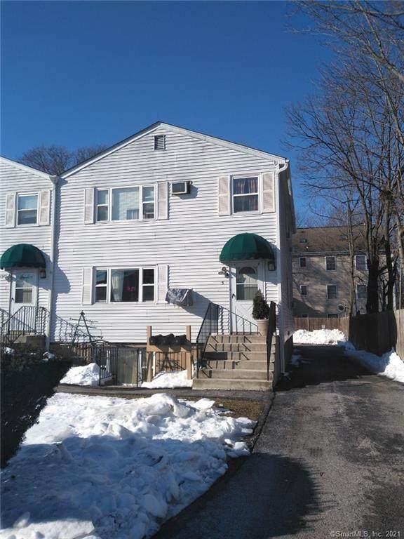 5 Sniffen Street #5, Norwalk, CT 06851 (MLS #170370773) :: Spectrum Real Estate Consultants