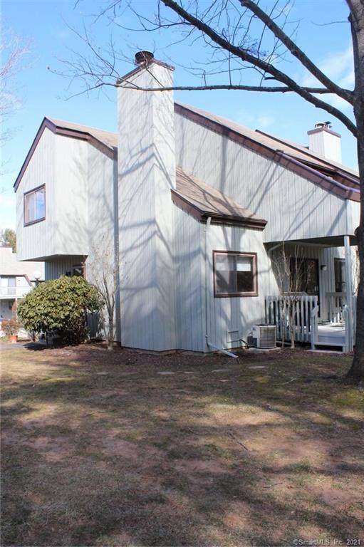100 Hemlock Road 6-4, Branford, CT 06405 (MLS #170371161) :: Around Town Real Estate Team
