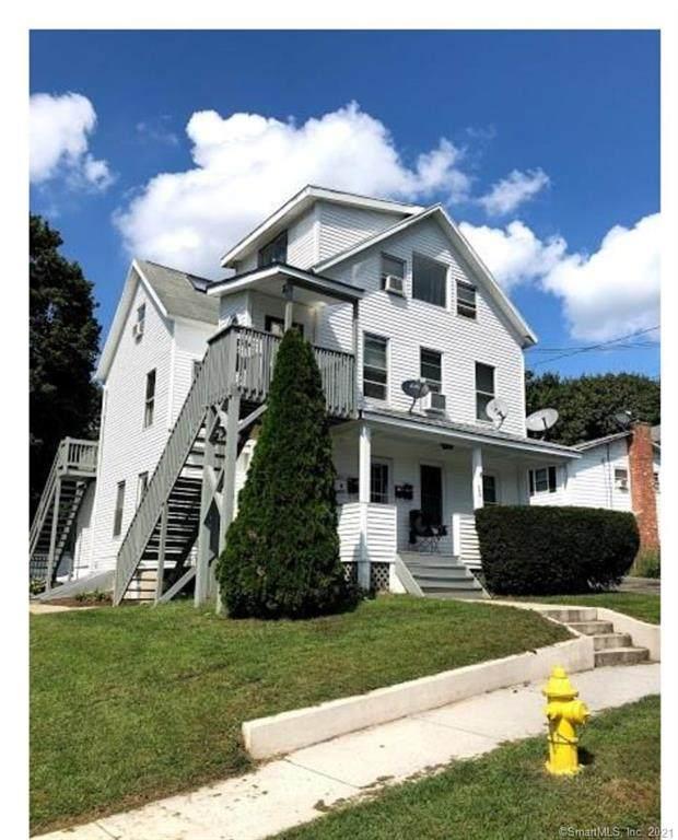 23 James Street, Danbury, CT 06810 (MLS #170371531) :: Around Town Real Estate Team