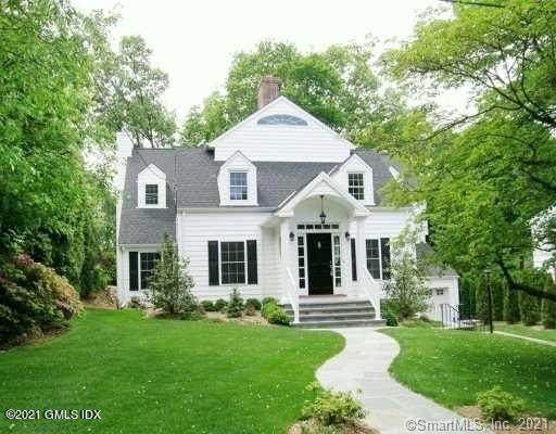 12 Maplewood Drive, Greenwich, CT 06807 (MLS #170372451) :: Tim Dent Real Estate Group