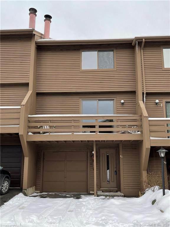 157 Shelter Rock Road #40, Danbury, CT 06810 (MLS #170372521) :: Tim Dent Real Estate Group