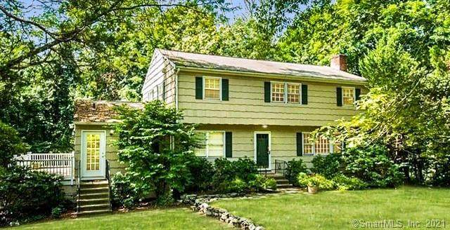 18 Saint George Place, Westport, CT 06880 (MLS #170372819) :: Tim Dent Real Estate Group